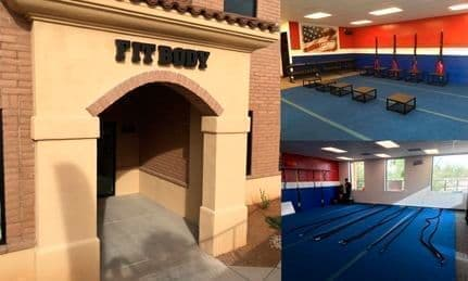 Fit Body Bootcamp in Catalina Foothills Tucson AZ.